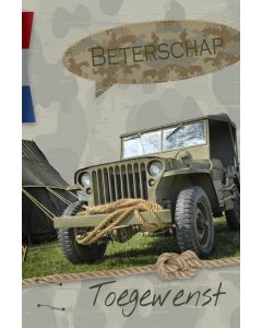 Beterschap kind 19